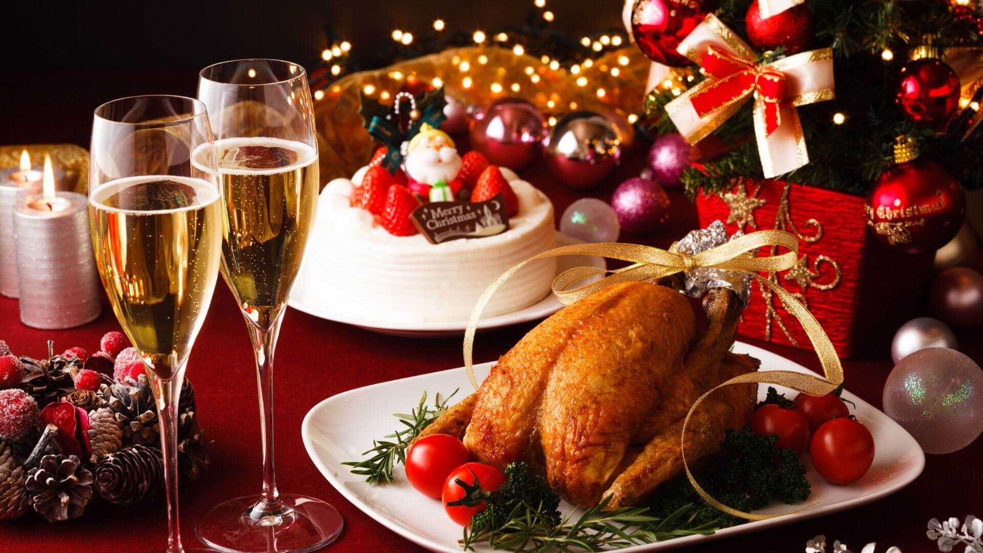 Elfordleigh Festive Dining