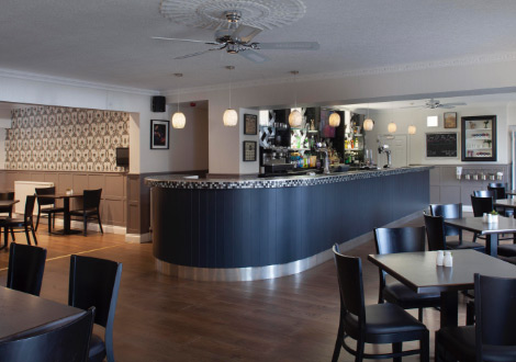 brasserie bar elfordleigh
