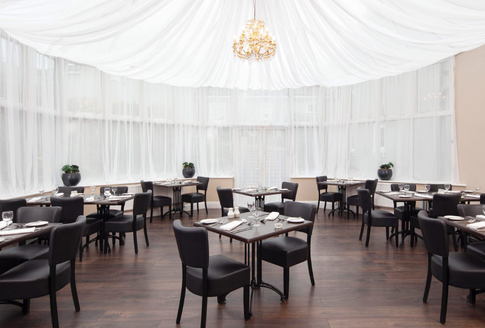 churchills conservatory private dining