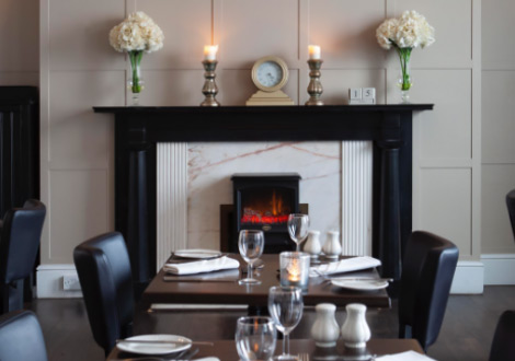 churchills restaurant elfordleigh
