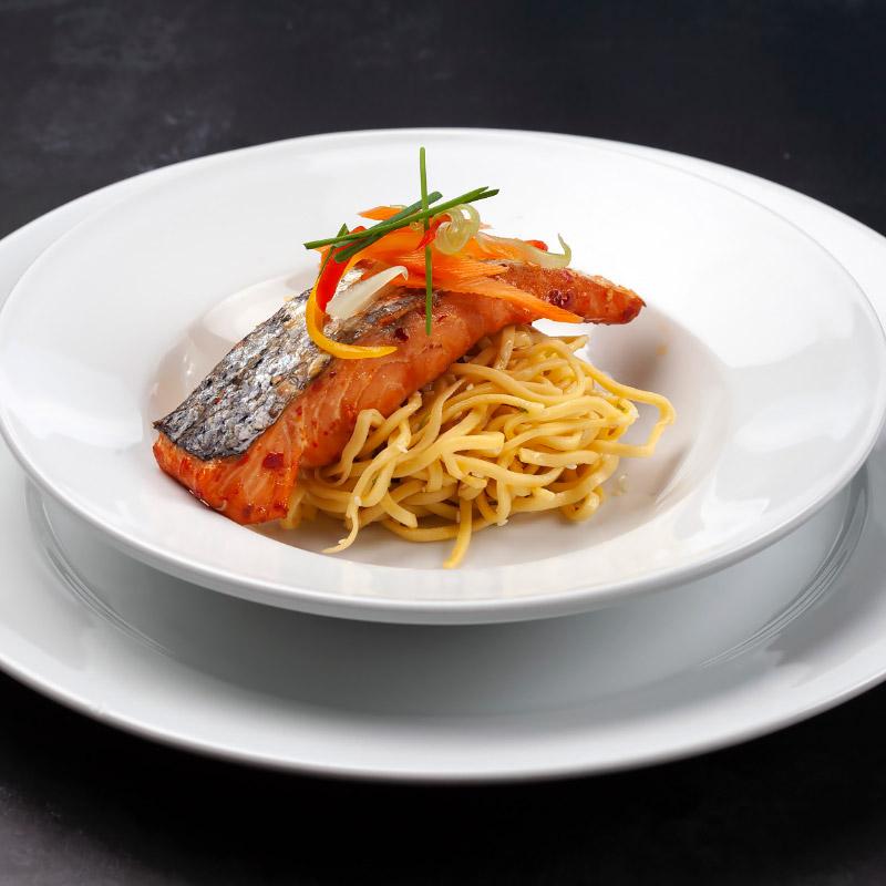 food restaurant mains