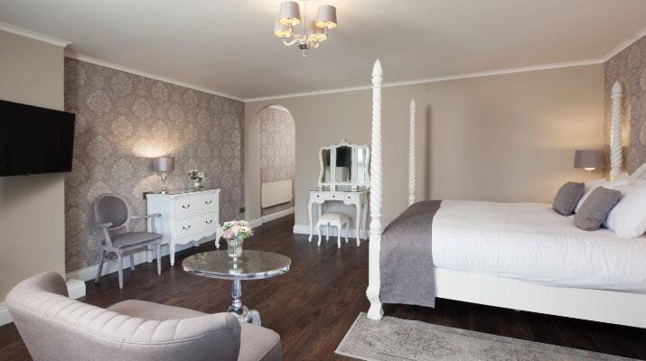 Sunningdale Bride Suite